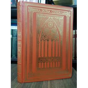 A Divina Comédia - Dante Alighieri - Ilustrada Por Gustavo D
