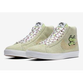 Nike Sb Zoom Blazer Mid X Frog Skateboards 39 40 41 42 Ds