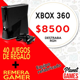 40 Juegos De Xbox 360 De Regalo