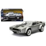 Ice Charger Toretto Velozes E Furiosos 8 - 1/24 Jada Caixa
