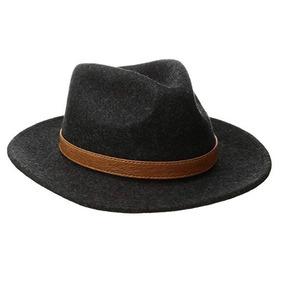 Sombrero Trendy Corte Cubano Fedora Hisper Hat Gorra Boina. 13 vendidos -  Distrito Federal · Sombrero Hombre Marca Rvca Golden West Hat Oferta 6dc30355521