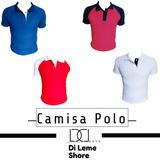 Kit Camisa Polo Masculina Primeira Linha no Mercado Livre Brasil 0695ec753e5a4