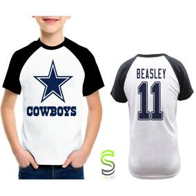 Camisas Nfl Dallas Cowboys - Camisetas e Blusas no Mercado Livre Brasil 665f1ee6a6f1d