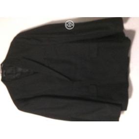 Saco Negro Marca Tommy 42r