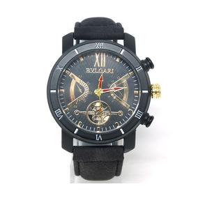 Relógio Bvlgari Preto - Novo
