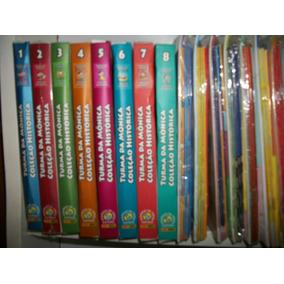 Coleção Completa Turma Da Mônica Edição Histórica 1 Ao 50