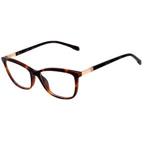 Oculos De Grau Bulget - Óculos Marrom no Mercado Livre Brasil b4ff7b7dad