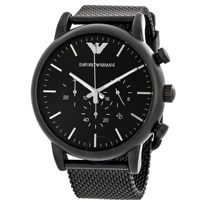 Relógio Emporio Armani Ar1968 Original + Caixa + Garantia