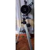 Telescopio Astronomico Celestron 127eq Tripoides Y Lentes