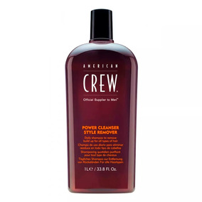 Shampoo Power Cleanser Style Remover 1000ml American Crew