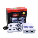 Consola Controlador Snes Mini Sfc Retro 400 Juegos