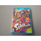Splatoon Original Para Nintendo Wii U