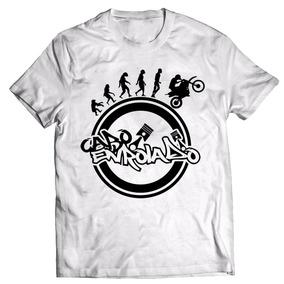 Camiseta 100% Algodão Cabo Enrolado Tumblr 620c8bc3cfebc