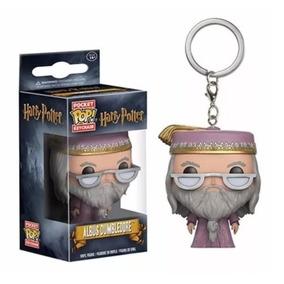 Chaveiro Pocket Pop Keychain Harry Potter Albus Dumbledore