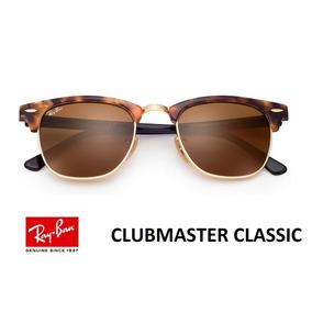 Ray Ban Clubmaster Dourado - Óculos no Mercado Livre Brasil 856a73c284
