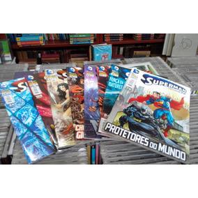 Gibi Superman Os Novos 52 Vol 25 Ao 52