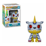 Funko Pop Animation Digimon Gabumon