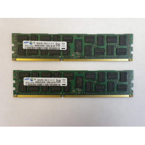 Memoria 32gb (2x16gb) Pc3l 10600r Ecc Reg - Hp / Dell / Ibm