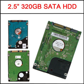 Disco Duro De 320gb Para Laptop Refurbished