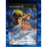 Jak And Daxter Lost Fronti Playstation 2 Ps2 Nuevo Y Sellado