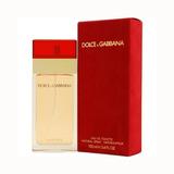 Perfume Importado Mujer Dolce Gabbana Pour Femme 100 Ml Edt