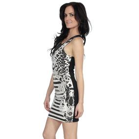Black-ivory - S - Verano Mujer Bodycon Mini Vestido De -1039