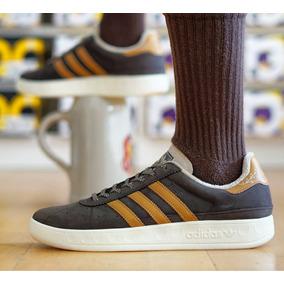 bc5ddf328a025 Zapatos Adidas Cafes De Hombre - Ropa y Accesorios - Mercado Libre ...
