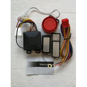 deb19ebf432 Alarma Moto Con Encendido A Distancia Y Sensor De Movimiento