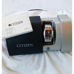 Relógio Citizen Eco-drive / Chronograph
