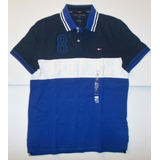 Camisa Polo Tommy Hilfiger Tamanho P / S Modelos Custom Fit
