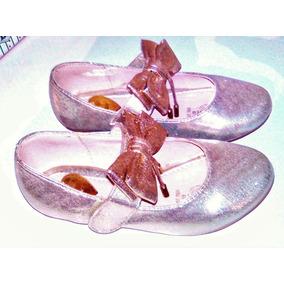 Zapatos Flats Para Niña Talla 21 Marca Leydi One