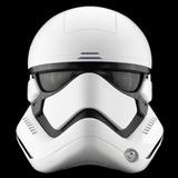 Mascara Star Wars Stormtrooper Electrónica Modulador De Voz