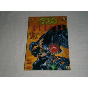 Lanterna Verde Vs Aliens - Capa Dura Papel Cartao