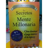 Regalo + Los Secretos De La Mente Millonaria- Envió Gratis