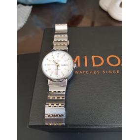 aac1c3b565b4 Reloj Dama Mido Oro Blanco - Reloj Mido en Mercado Libre México
