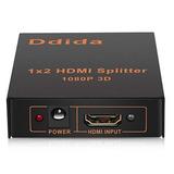 Spliter Hdmi, Full Hd 1080p