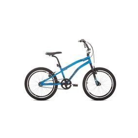 Bicicleta Juvenil Aro 20 Furion Azul Fosco Houston