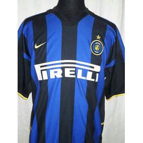 Nºynombre Camiseta Nike Inter De Milan Temporada 2002 2003 C ... 207eb61828240