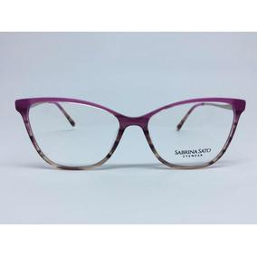 Armacao Oculos Sabrina Sato - Óculos Armações no Mercado Livre Brasil d1d6efc8d0