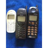 Lote Antigo Celular Nokia 6120