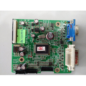 Placa Principal Monitor De Video Aoc 912vwa