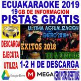 Ecuakaraoke 2019 7341 Pistas 19 Gb Descarga
