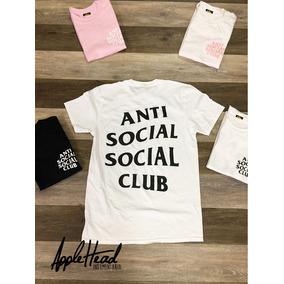 Remera Anti Social Social Club 2017 Ventas Por Mayor Y Menor
