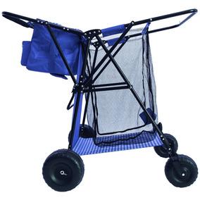 Carro Para Playa O Campo Multiusos Sailmaker (azul)