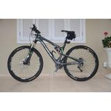 Bike Full Aro 29, Quadro Carbono - Rocky Mountain