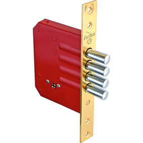 Cerradura Chapa Puerta Alta Seguridad Austral 502ttl 4421