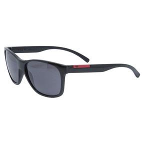 Óculos De Sol Hb Underground Gloss Black Dark Red Gray Lense fef088fc1fb3