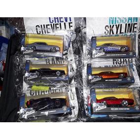 Fast & Furious - Autitos De Colección. Esc. 1/43. Nuevos!