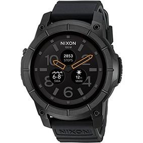 Nixon Mission Action Sports Smartwatch A1167001-00. Reloj Ne