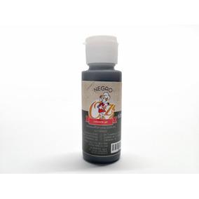 Gel Colorante Comestible Chico Negro 60 Ml (531)